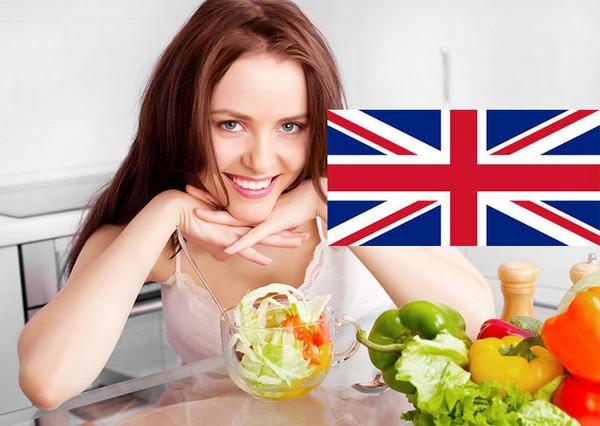 английская диета на 14 дней меню таблица