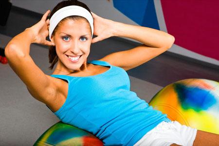убрать жир тренировками