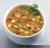 Готовим овощной суп для детей