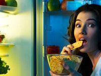 Какую пищу можно есть на ночь