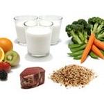 Правильное питание для похудения, меню