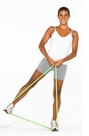 Упражнения на ноги для похудения