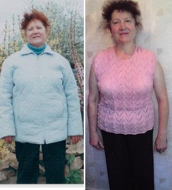реальные истории похудения с фото