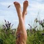как снять отеки на ногах