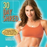 30 day shred Джиллиан Майклс