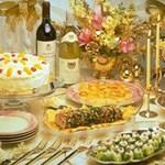 Новогоднее праздничное переедание