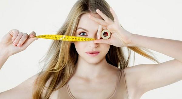 как похудеть за месяц без спорта