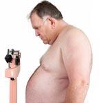 Лишний вес приводит к слабым мышцам и костям