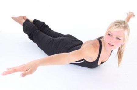 Формирование правильной осанки: упражнения
