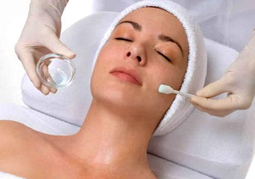 Процедуры по отбеливанию кожи