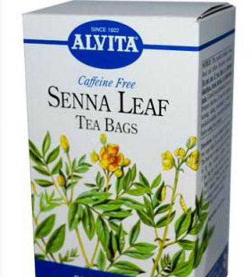 чай сенна для похудения отзывы