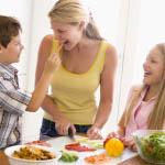 Средиземноморская диета поможет снизить риск ожирения у детей