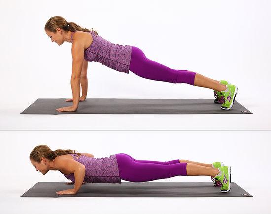 Видео упражнения для увеличения бюста
