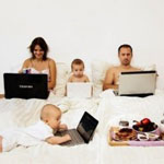 График работы родителей оказывает влияние на питание их детей