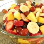 Вкусные фруктовые салаты для похудения: рецепты, отзывы худеющих