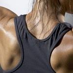 Как убрать жировые складки на спине: видео упражнения, фото