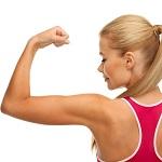 Что делать, чтобы похудели руки: видео упражнения