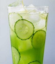 Домашний напиток из огурца с лимоном для похудения: рецепт, отзывы