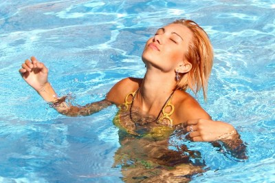 Плавание в бассейне как средство для похудения