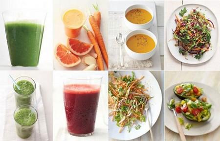 Детокс диета — путь к очищению