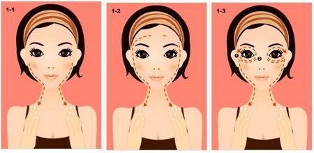 Японский чародейный массаж асахи для лица – вечная молодость и красота