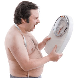 жир внизу живота