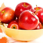 Яблоки – лучший продукт сентября