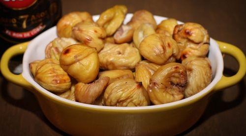Каштан — съедобный и полезный плод