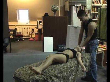 Тантрический массаж. Что это?