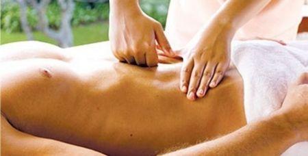 Возбуждающий массаж