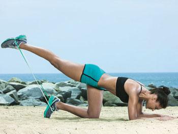 Упражнения для похудения ног для девушек