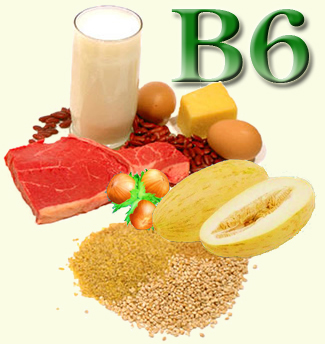 Витамин В6