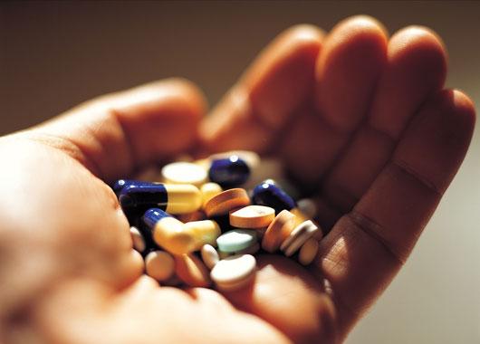 Витамины против миоме