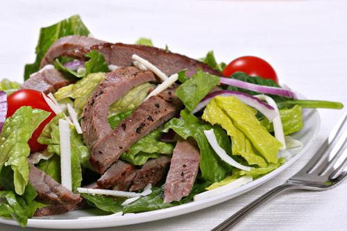 Салат из говядины рецепт фото
