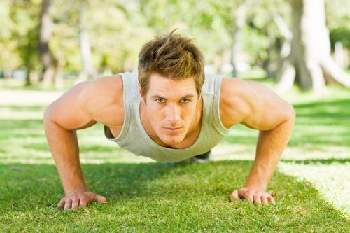 Как набрать вес без тренировок