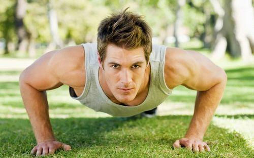 Как похудеть мужчине в 20 лет