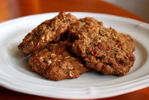 Как приготовить диетическое овсяное печенье