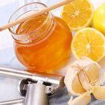 Лимон с чесноком - средство для чистки сосудов