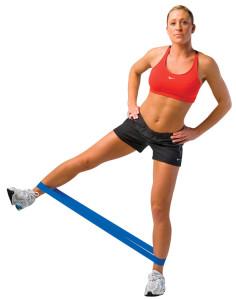 Упражнения сушки ног