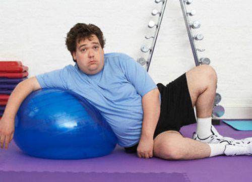 Похудение для мужчин от 100 кг