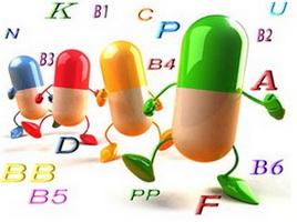 Совместимость различных витаминов