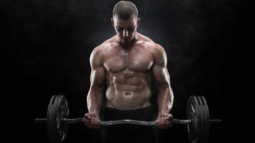 Тренировки и питание для похудения для мужчин
