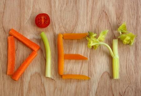 Что худеет в первую очередь при диете?