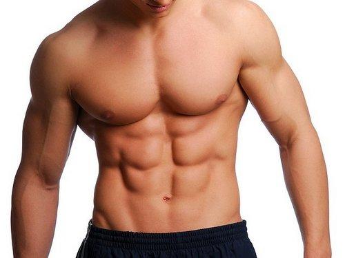 Упражнения похудения груди мужчине