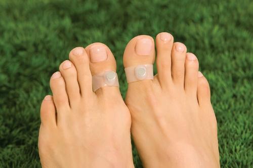Кольца на пальцы ног для похудения: отзывы и особенности