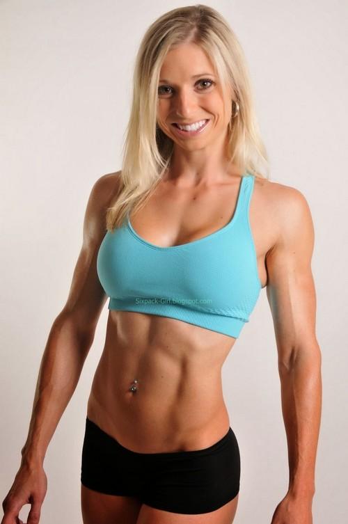 косые мышцы живота фото у девушек