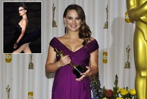 Натали Портман: фото до и после похудения