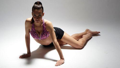 Упражнения для похудения Дарьи Лисичкиной