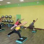 Упражнения на степ платформе