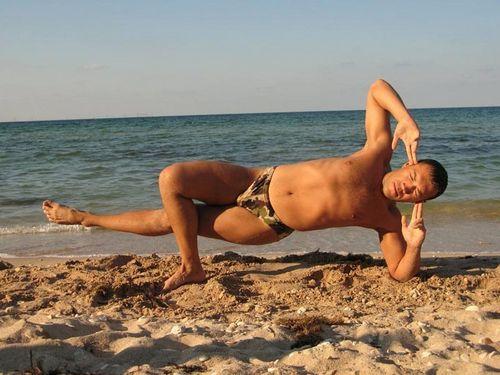 Целебная гимнастика хаду